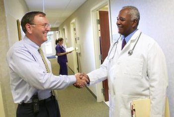 Administrators ensure the smooth and efficient operation of hospitals or clinics.