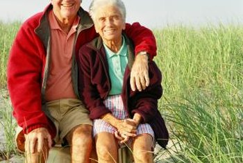 Many senior citizens depend on their retirement plans.