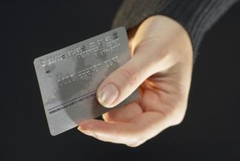 You can shop around for the best rates on business credit cards.