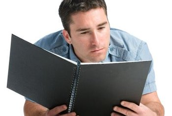 Individual investors review annual reports before they buy stock.