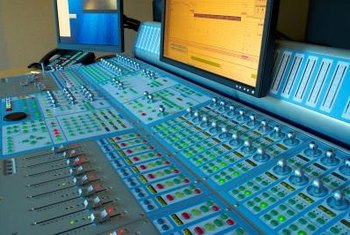 Gain studio experience in a bachelor's program in music recording and production.