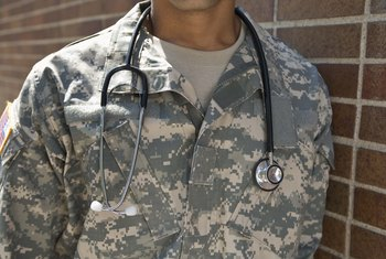 Air Force flight surgeons are the primary medical providers for service members.