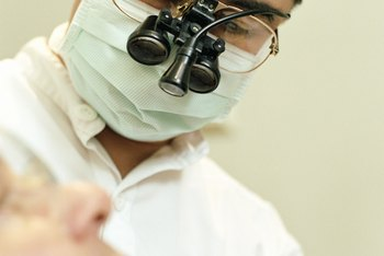Oral surgeons perform operations on the mouth and jaw.