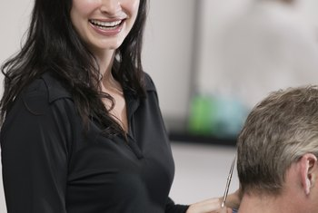A cosmetologist should treat a rented booth space as her business.
