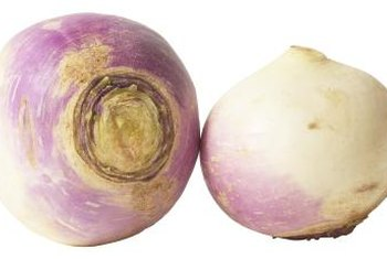 Steam your turnips to enjoy their vitamin C and fiber content without adding fat.