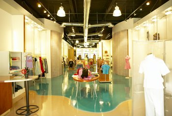 Things To Buy To Start A Clothing Store Small Business Chron Com