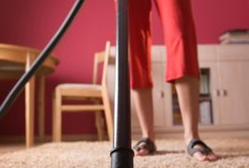 Cleaning your carpet with non-toxic solutions eases allergy and asthma symptoms.