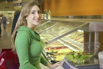 The government hires food service workers to manage employee eating facilities.