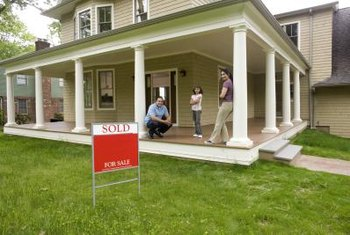 Buying a home opens the door to new tax deductions.