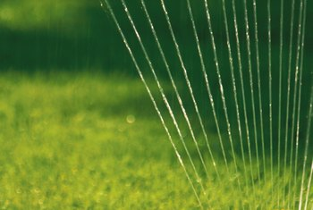Lawn sprinklers lack the flexibility of sprinkler and soaker hoses.