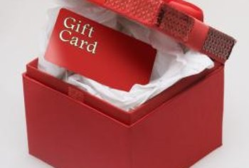 When gift card money is taxed depends on many factors.