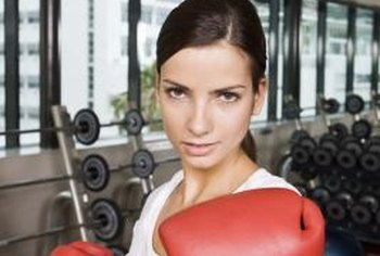 Get into fighting shape fast with a variety of exercises.