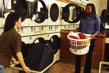 Coin-operated laundries began service during the second quarter of the 20th Century.