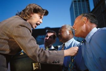 There are many productive ways to deal with workplace bullying.