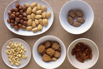 Peanuts and tree nuts are common triggers of allergic reactions.