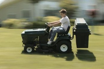 Many brands of lawn equipment use Kohler motors.