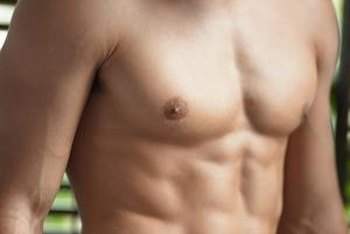 Complete your perfect torso with defined lower abs.