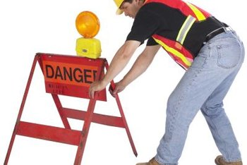 On-the-job hazards can be a major risk to health and safety.