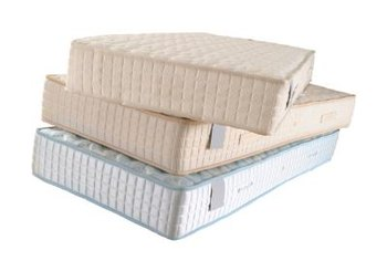 Experiment with size and firmness when shopping for a mattress set.