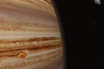 The bands on Jupiter's surface are caused by spacecraft-crushing winds.