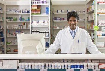 Becoming a pharmacist requires several years of education.