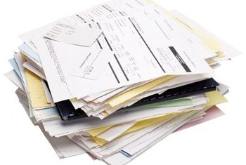 Unpaid invoices may require an adjusting entry to the period.