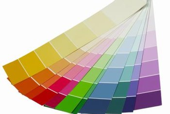 Using different shades and tints of the same color ensures color continuity.