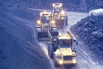 Heavy mining equipment is an example of a fixed asset eligible for capitalization.