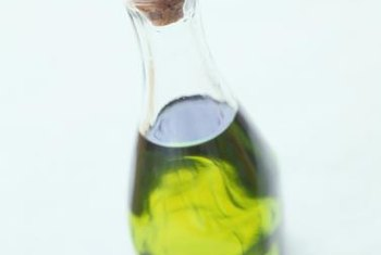 Olive oil is a heart-healthy choice.