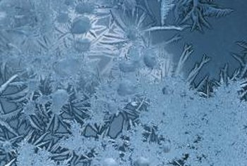 Frost is an example of deposition.