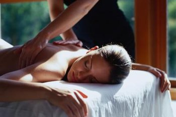 Some clients prefer female massage therapists.