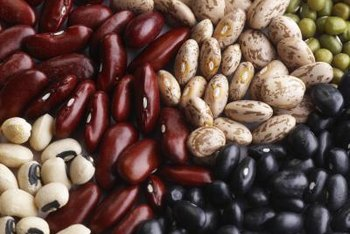 Beans store well, are inexpensive and are nutritionally balanced.