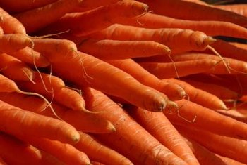 Carrots are a nutritious food, but eating too many can cause unwanted side effects.