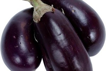 Thriving eggplants can produce fruits all season long, even in heat.