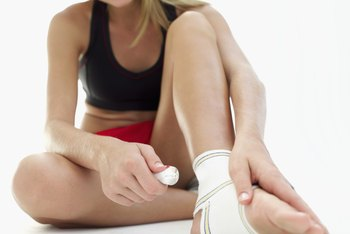 If a person is overweight or extremely frail, it is recommended that they do not use ankle weights in exercise.