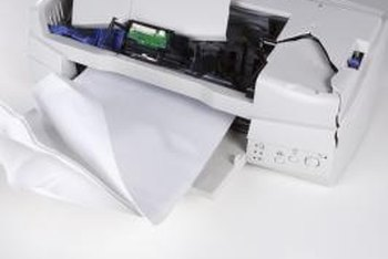 There is no reason to keep a non-working printer installed on your computer.