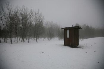 An extra indoor toilet may be a winter necessity on your rural property.