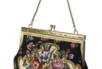 Embroidered bags are a fashionable product you can sell.