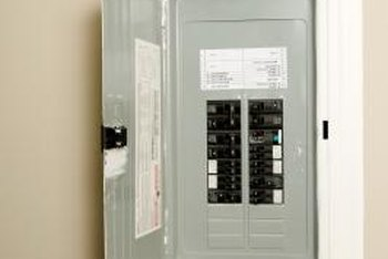 Most residential hot-water heaters are 240-volt appliances served by a 30-ampere 2-pole circuit breaker.