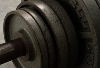 Barbells are the tools of the trade in the 3x5 workout.