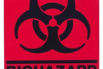 OSHA labeling requirements warn employees of dangers in the workplace.