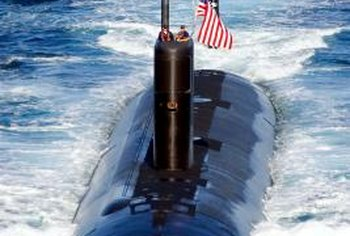 Navy nuclear technicians spend more time at sea than on shore.