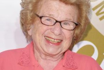 Although many other sex therapists are in the profession, Dr. Ruth Westheimer is likely the most well known.