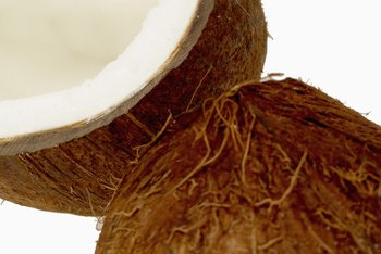 Coconut oil is a dietary staple in tropical cultures.