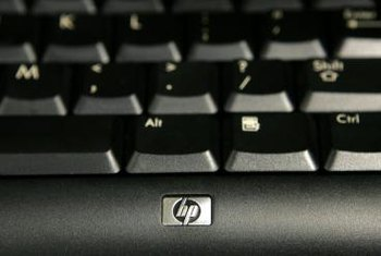 The HP Solution Center controls various computer peripherals.