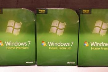 Check the retail CD/DVD case for your Windows product key sticker.