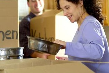 Relocating can be expensive, with high moving and travel expenses.