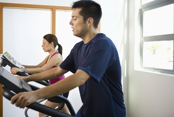 The challenges an elliptical offers can help you steadily melt away fat.
