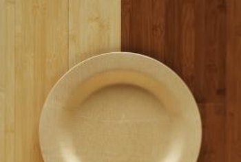 Bamboo kitchen items are affordable and environmentally friendly.