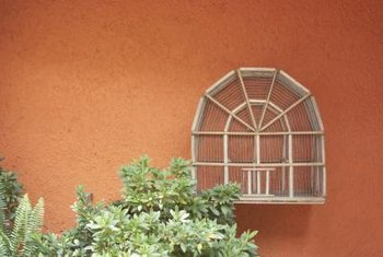 Stucco can add beauty to homes and other buildings.